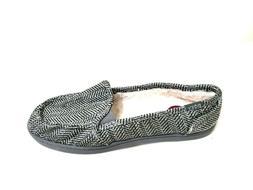New! Women's Roxy Lido Wool lined Slip-on Shoe – Gray 40N