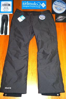 NEW! Columbia Women's Bugaboo Pants Waterproof Snow Ski Sn