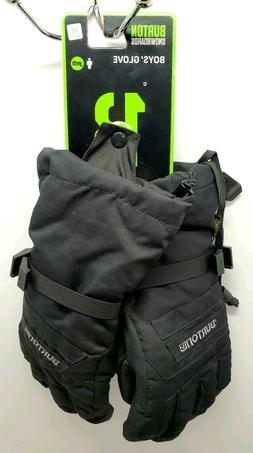 New Burton Youth Insane Membrane Dryride Snowboard Gloves Bo