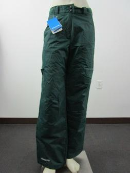 NWT Mens Columbia Snow Gun Cargo Insulated Waterproof Snow S