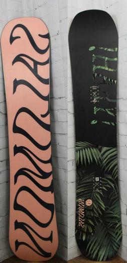 Salomon Oh Yeah Womens Snowboard 147 cm New 2020