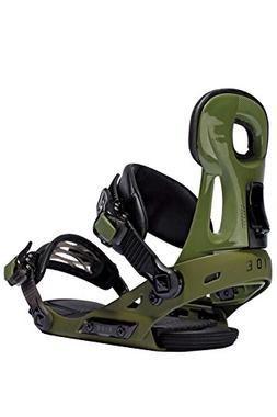 Ride Phenom Snowboard Binding - Youth Green Medium