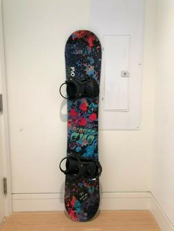 GNU Pickle Snowboard 140cm - Women's