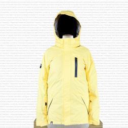 Ride Queen Insulated Snowboard Jacket with Vest Women's Medi