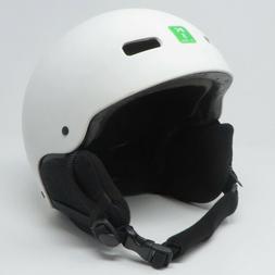 ANON Raider Ski Snowboard Helmet, Snow gear, Matte White Siz