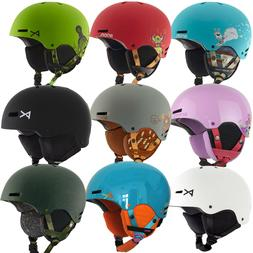 Anon Rime Helmet Kinder-Snowboardhelm Ski Winter Sports Snow