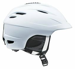 Giro Seam Snow Helmet Matte White Large Adult Ski Snowboard