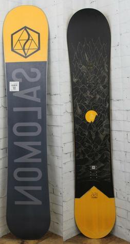 Salomon Sight Mens Snowboard 156 cm New 2020