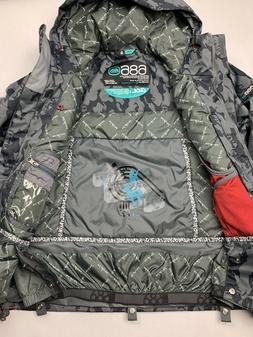 686 Six Eight Six Ace Snowboard Ski Snow Jacket Womens Small