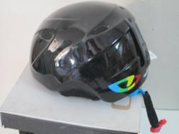 Giro Slingshot Cycling Snowboard Ski  Helmet Black  XS/S 49.