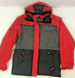 686 Smarty Snowboard Ski Winter Hooded Jacket  Men's LG  w