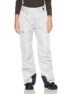 Arctix Women's Insulated Snow Pant, White, Small/Regular