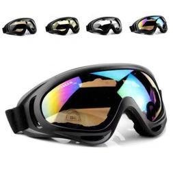 Snow Ski Goggles Men Anti-fog Lens Snowboard Snowmobile Moto