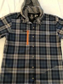 686 snowboard jacket InfiDry W/Hoodie Large Jacket