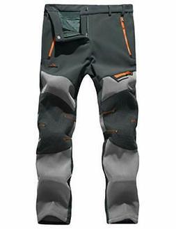 MAGCOMSEN Snowboard Pants Men Winter Pants for Men Climbing