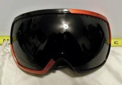 Anon Snowboard Ski Goggles for Adult Womens – RedBlack - A