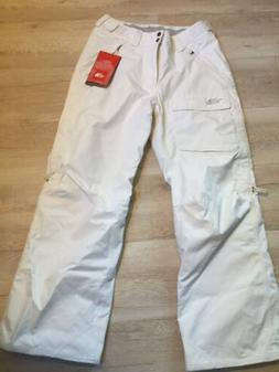 The North Face Snowboard Ski Insulated Pants Freedom White H