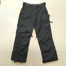 686 Snowboard Skiing Pants Thermal Womens Size 5 S Small Gre