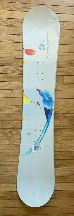 Ride Solace Women's Snowboard Size 142 - NEW