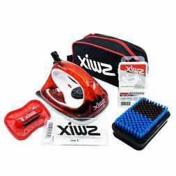 Swix T75 Ski and Snowboard Tune and Wax Starter Kit