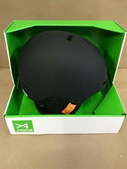 Anon Talan Ski Snowboard Helmet Black Size Small/ Medium