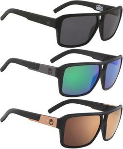 Dragon Alliance The Jam Men's Vintage Style Pilot Sunglasses