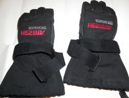 Hestra Toughtek 9000 Gloves SNOWBOARD SKI Size 8 Black