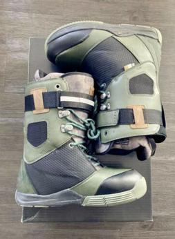 DC Tucknee Men's Snowboard Boots   Size 11