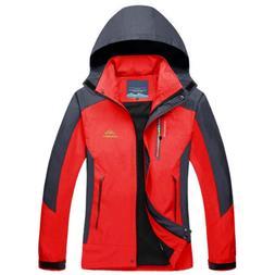 MAGCOMSEN Winter Jacket Women Snowboard Jacket Rain Jacket W