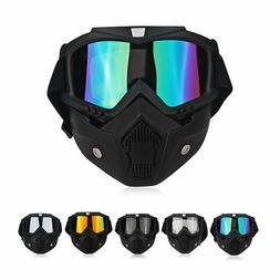 Winter Snow Sports Goggles Ski Snowboard Snowmobile Skate Sh