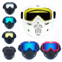 Winter Snow Sports Goggles Ski Snowboard Snowmobile Skate Fu