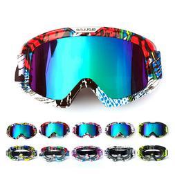 Winter Snow Sports Goggles Snowboard Ski Snowmobile Windproo