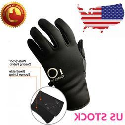 Winter Work Gloves Waterproof Insulated Warm Grip Men Women