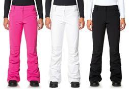 Women's ROXY Backyard Insulated Snow Pants Snowboard Ski Win
