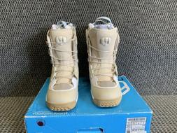 Salomon Women's Ivy Snowboard Boots Clay/white Size 9.5