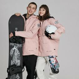 Women's Winter Waterproof Outdoor Coat Pants Ski Suit Jacket