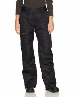 Arctix Womens Insulated Snow Pants Black Size 3x