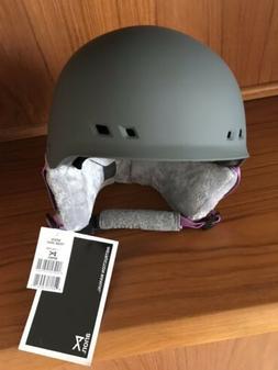 Anon Womens Wren Boa Snowboard Helmet- Size Small