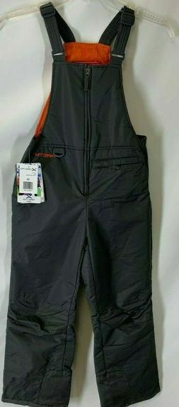 Arctix Youth Gray Winter Ski Snow Bibs Overalls Size M Ski S